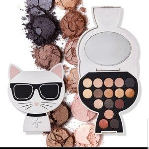 Karl Lagerfeld MODELCO Eyeshadow Pallet NWT